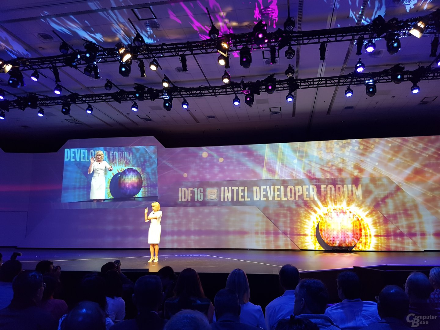 Intel Silicon Photonics zum IDF 2016