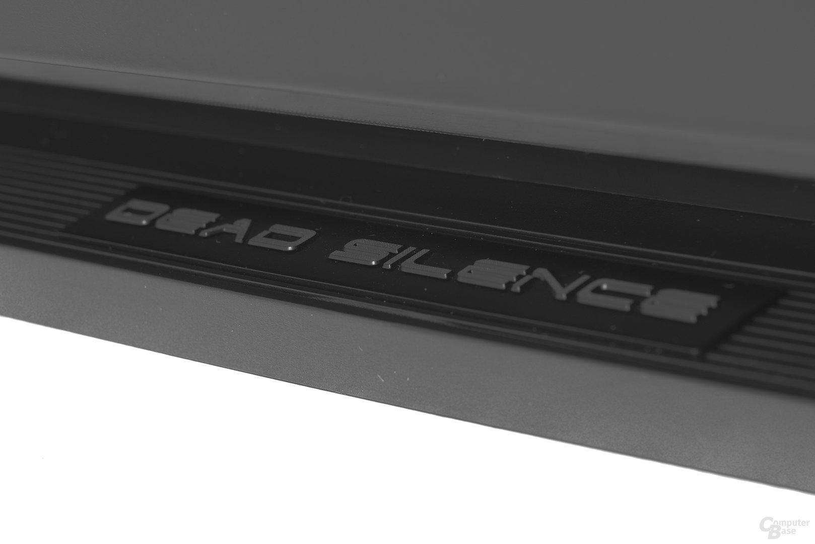 Aerocool DS 230 – Schriftzug