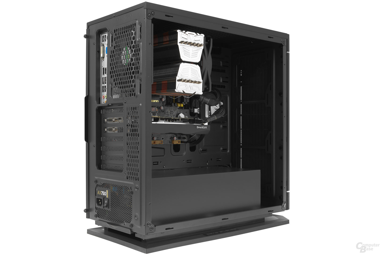 Aerocool DS 230 – Testsystem