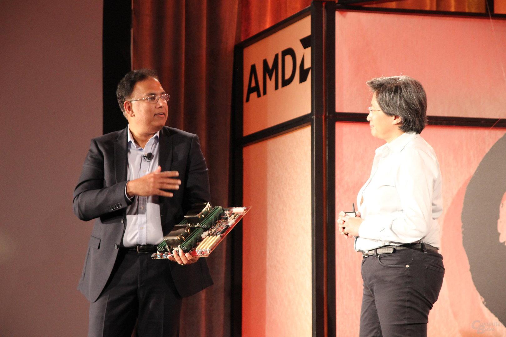 AMD Naples als Server-Chip mit 32 Kernen bereits bei OEMs