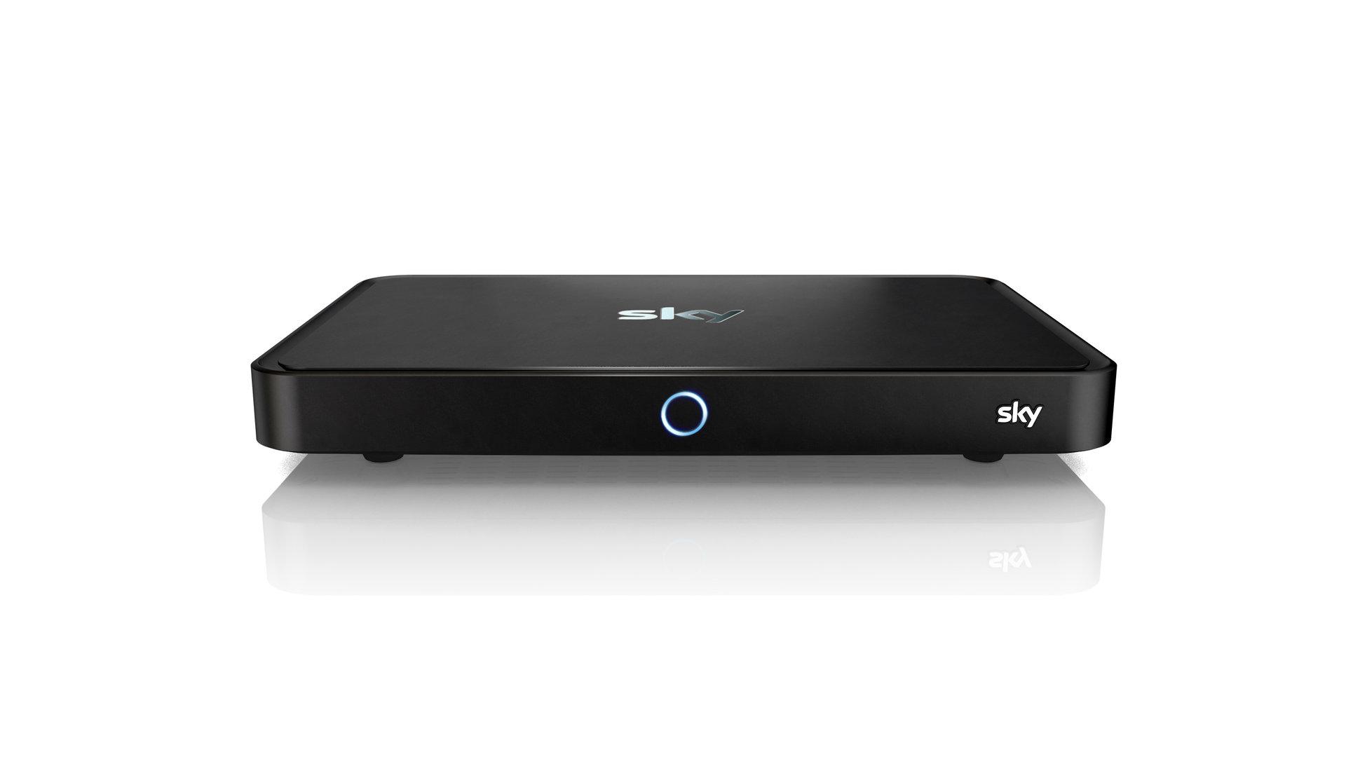 Neuer Sky+ Pro Receiver