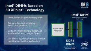 3D XPoint als DIMM