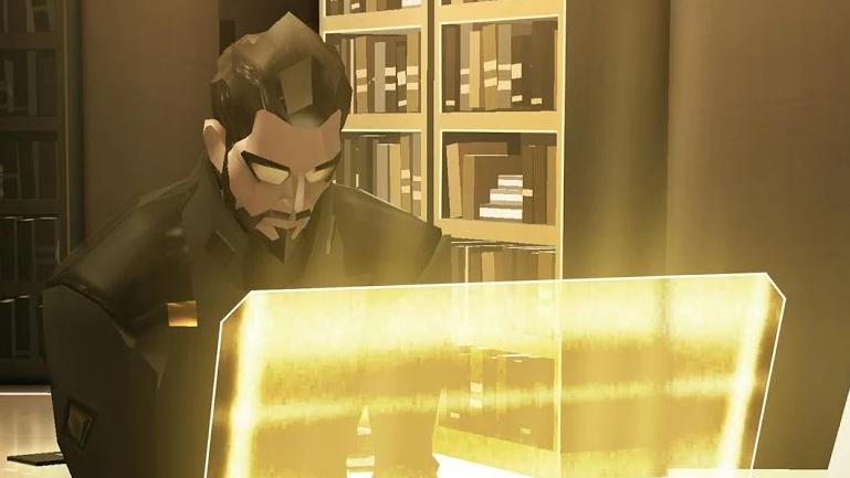 Deus Ex GO: Adam Jensen kämpft und hackt auf Android und iOS