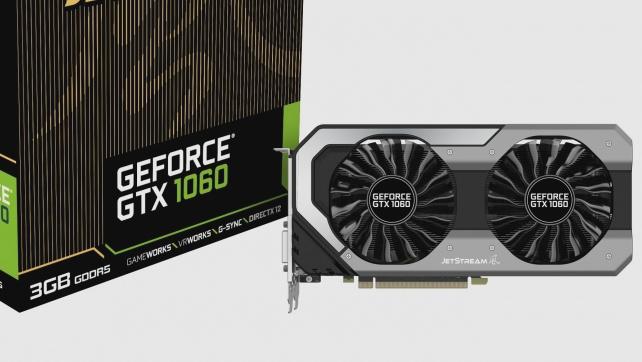 GeForce GTX 1060: Das sind die Partnerkarten mit 3GByte Speicher