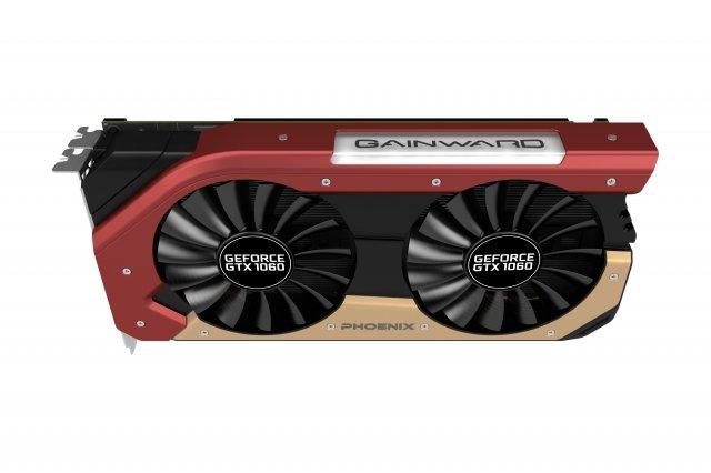 Gainward GeForce GTX 1060 3GB Phoenix