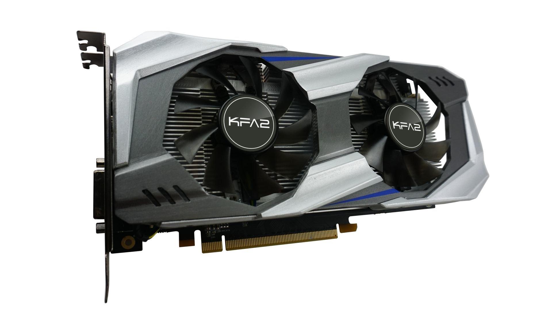 KFA² GeForce GTX 1060 OC 3GB