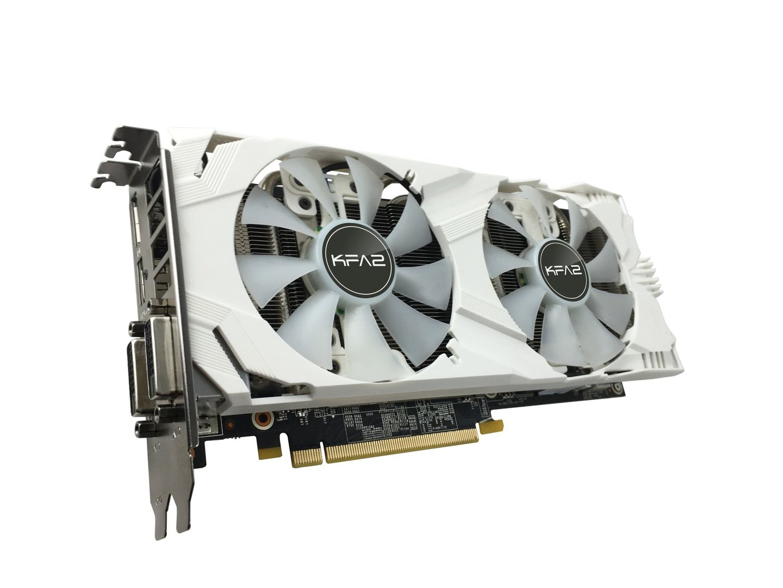KFA² GeForce GTX 1060 EXOC White 3GB
