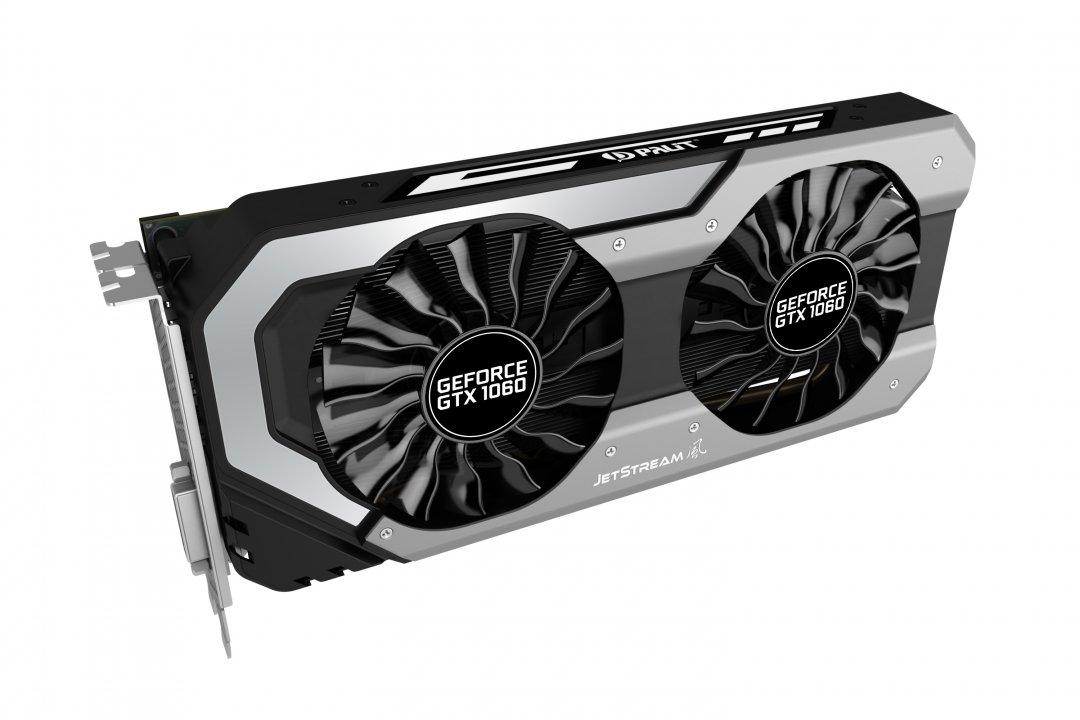 Palit GeForce GTX 1060 Super JetStream 3GB
