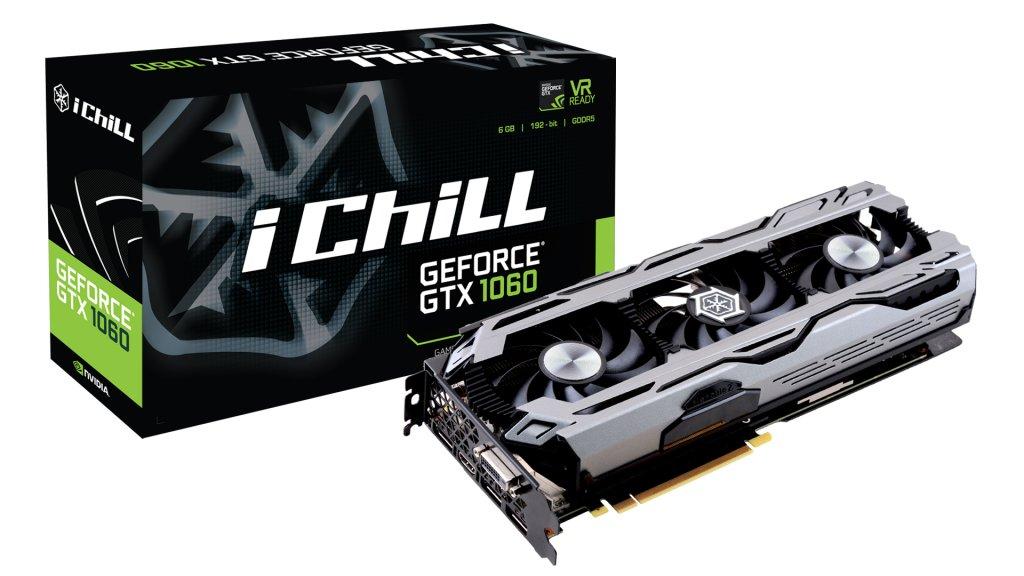 Inno3D iChill GTX 1060 3 GB
