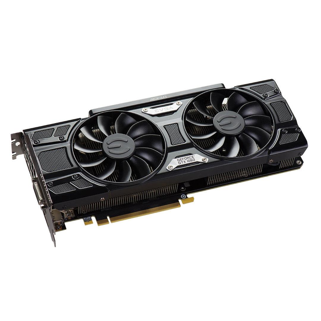 EVGA GeForce GTX 1060 3GB FTW