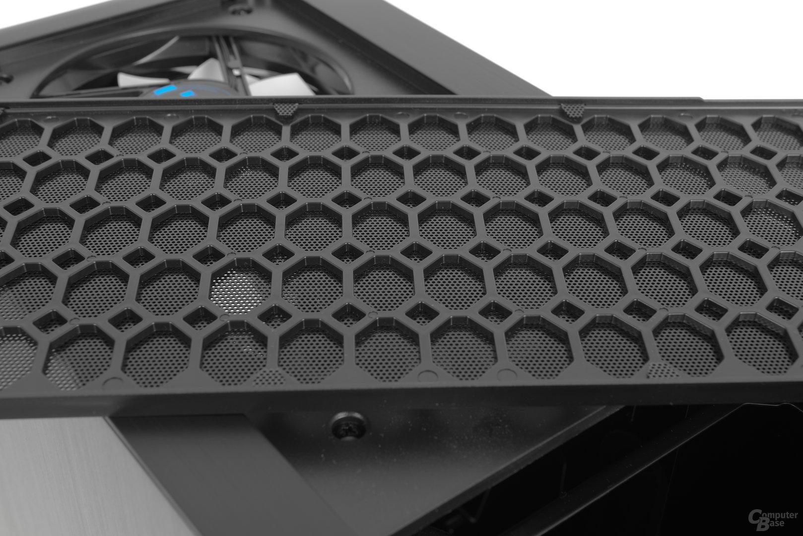 Jonsbo UMX4 – Staubfilter im Detail