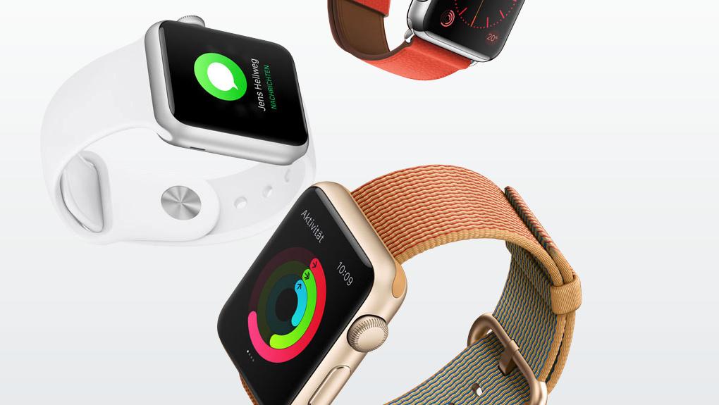 Apple Watch 2: Kein Mobilfunk-Chip, dafür aber GPS