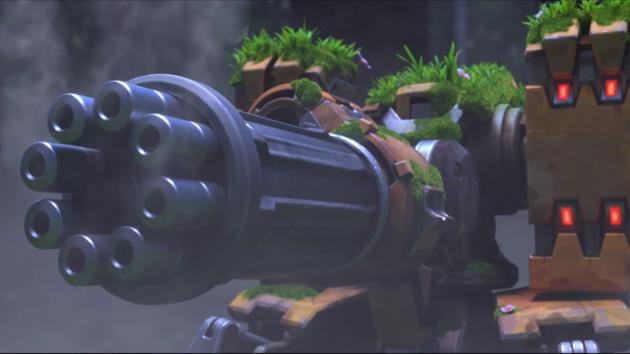 Overwatch: Neuer Kurzfilm beleuchtet Held Bastion