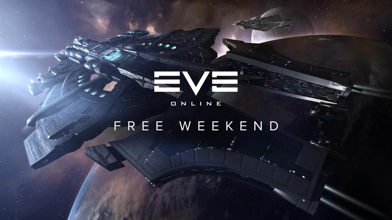 Aktion: EVE Online am Wochenende kostenlos spielen