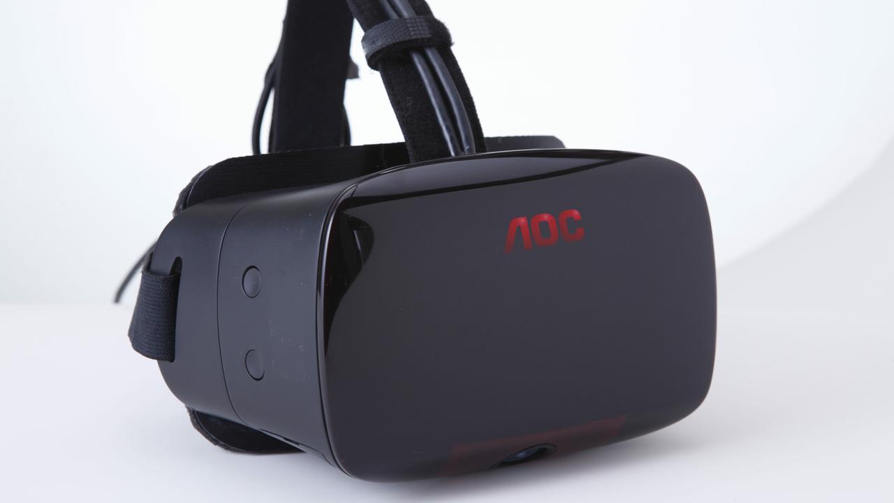 Virtual Reality: VR-Headset von AOC kommt Ende des Jahres für 399 Euro