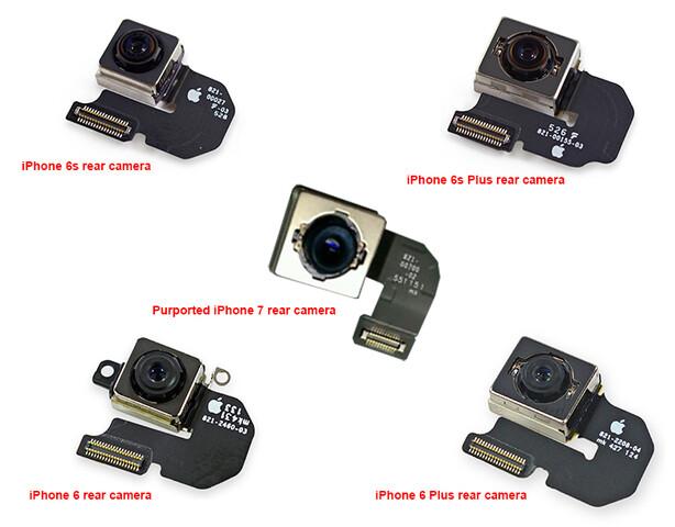iPhone-Kameramodule