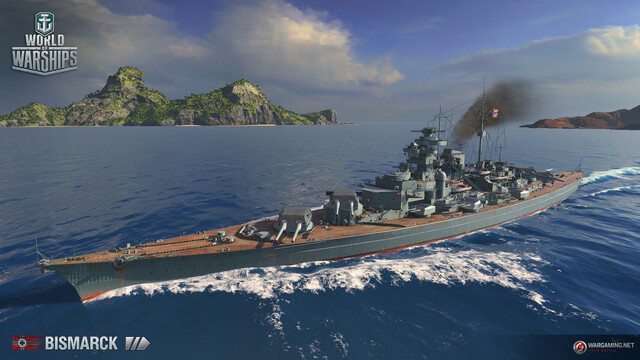 World of Warships – Deutsche Flotte