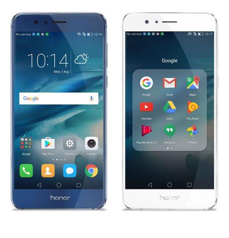 Honor 8 kommt mit Android 6.0 und EMUI 4.1