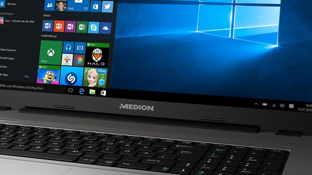Notebook-Recycling: Medion bringt das Akoya E7420 für 499 Euro zu Aldi Süd