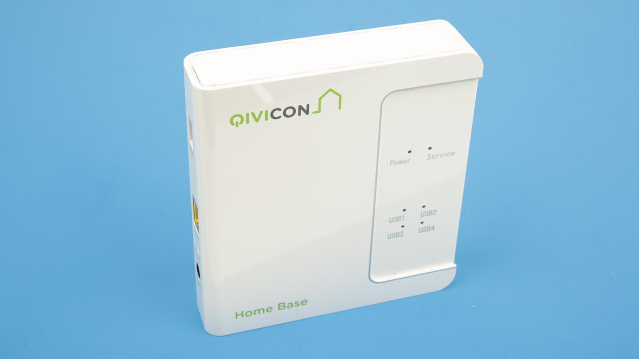 telekom smart home: qivicon home base 2.0 mit mehr funkprotokollen