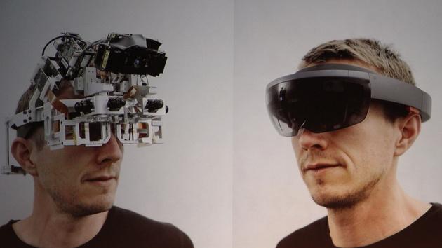 Microsoft HoloLens: Mehr technische Details zum Next-Gen-Spielzeug