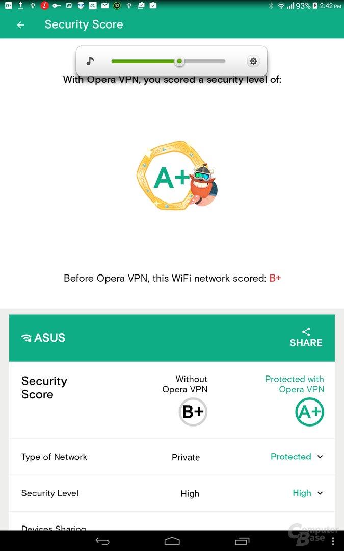 Test des WLAN-Netzes