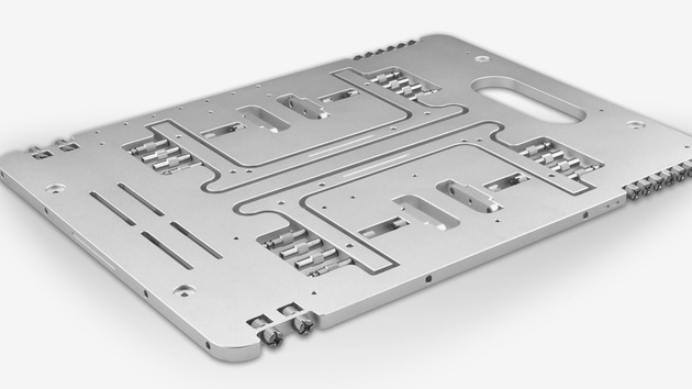 Streacom BC1 Open Benchtable: Portabler Teststand im Campingtisch-Design