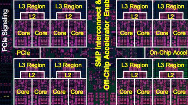 IBM Power9: Prozessor mit 24 Kernen und 8Mrd. Transistoren im Detail