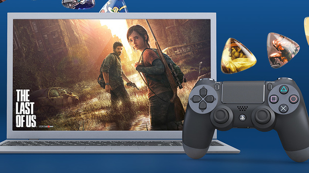 Sony: PlayStation Now und DualShock-Adapter für den PC