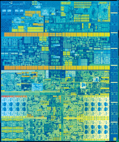 7th Gen Intel Core Die
