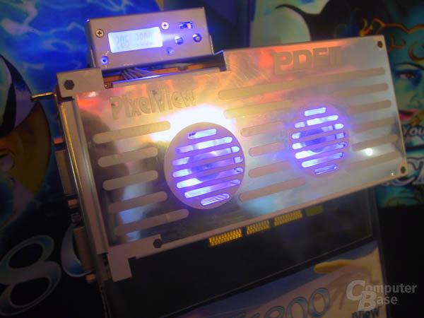 Prolink Pixelview GeForce 6800 inklusive Plasma Display Fan