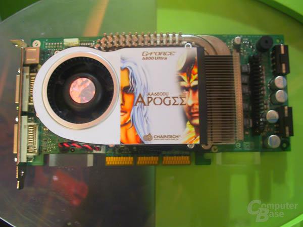 Chaintech Apogee GeForce 6800 Ultra