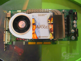 Chaintech Apogee GeForce 6800 Ultra