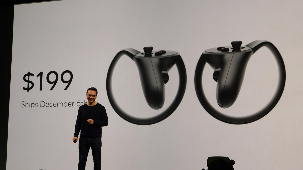 Oculus Touch: Das fehlende Puzzleteil für Rift kostet 199 Euro