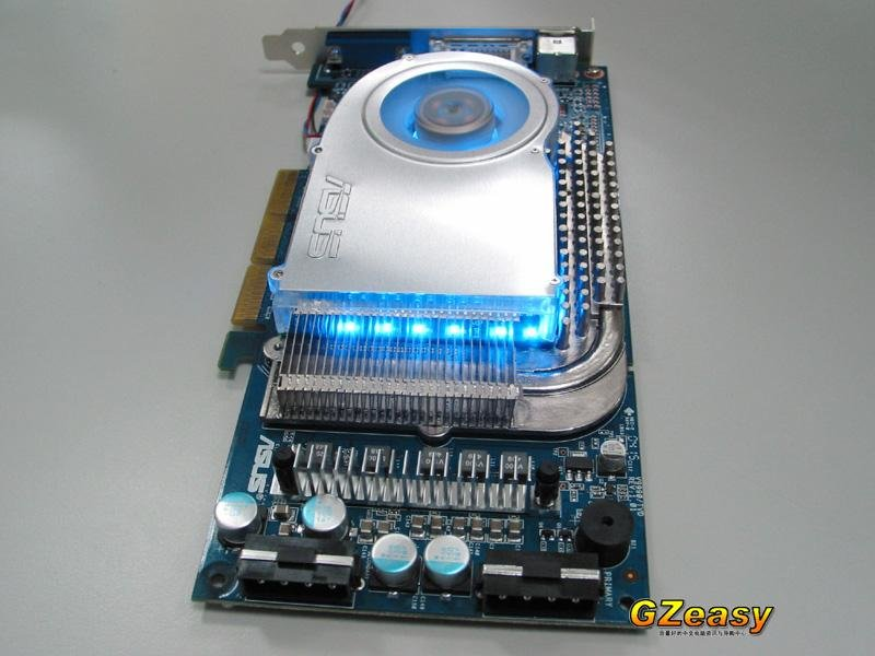 Asus V9999 Ultra Deluxe
