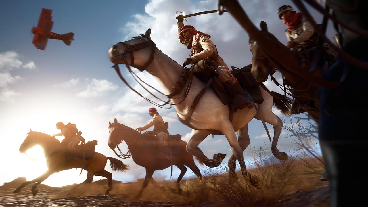 Battlefield 1: Season Pass bringt neue Armeen auf das Schlachtfeld