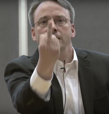 Nvidia, fuck you!