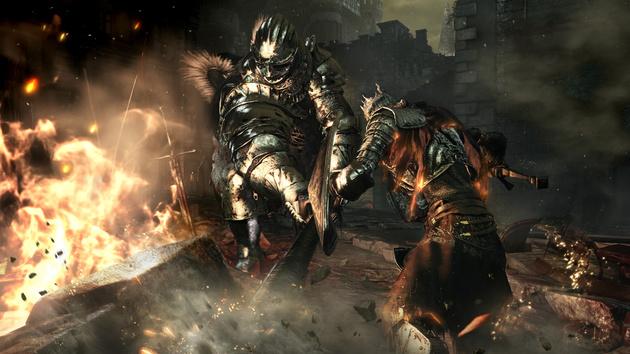 "Dark Souls 3: Erster DLC ""Ashes of Ariandel"" ab 25. Oktober im Handel"