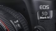 Canon EOS 5D Mark IV: Diätkur mit 30,4Megapixel und Dual-RAW-Format