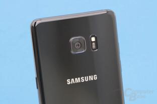 Gleiche Kamera wie im Galaxy S7 (edge)