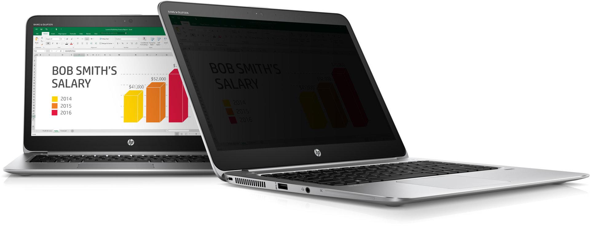 HP Sure View EliteBook 1040