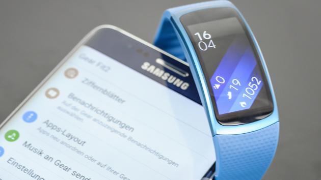 Aktion: Samsung gibt 15,97 Prozent Cashback auf GearFit2
