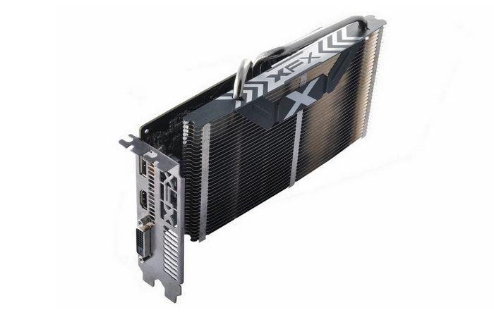 Lüfterlose Radeon RX 460 von XFX