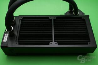EK Predator 240: Sehr gut verarbeiteter Wärmetauscher