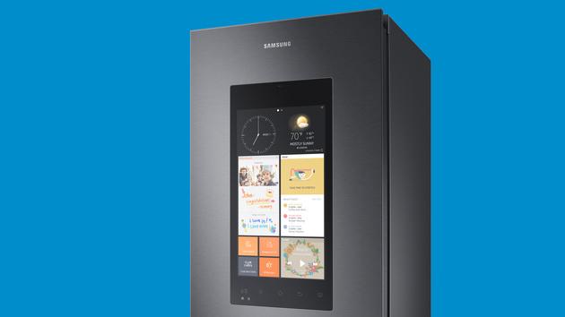 Samsung: Europäische Variante des Quad-Core-Kühlschranks