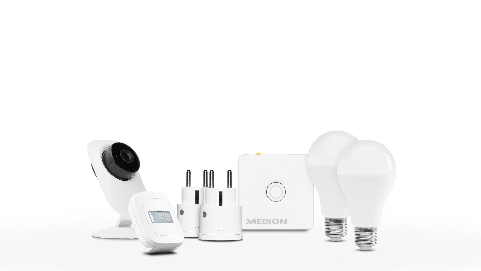 Medion Smart-Home-Set Komfort