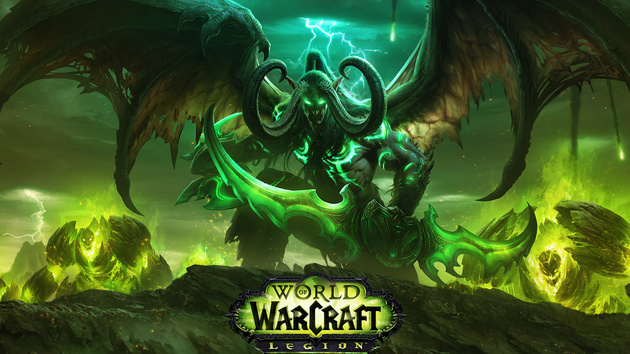 Jetzt erhältlich: World of Warcraft: Legion erscheint heute