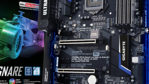Gigabyte-Mainboards: Firmware-Upgrade schaltet Thunderbolt 3 frei