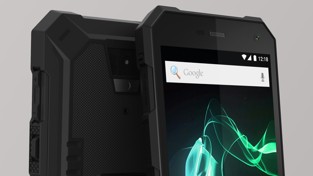 Archos 50 Saphir: Outdoor-Smartphone verkraftet Stürze für 230 Euro