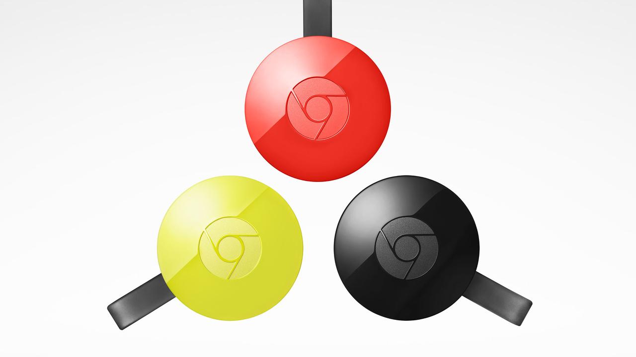 Chromecast Erweiterung
